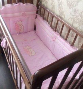 Кроватка Алита 6