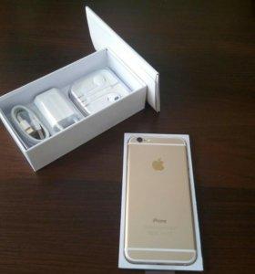 Новый оригинальный iPhone 6 16gb
