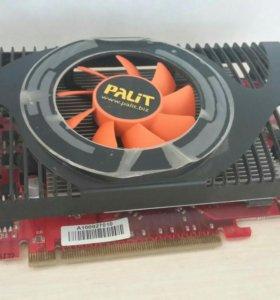 Видеокарта Palit GF 9800 GT 512mb