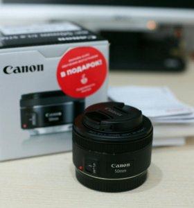 Canon 50-1.8 stm