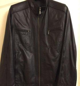 Кожаная куртка Kanzler новая