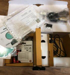 Nikon d5100 18-55 VR Kit