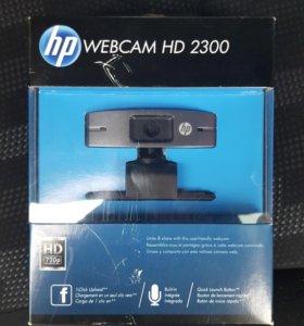 Вебкамера HP hd2300