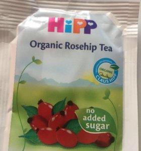Органический детский чай Hipp