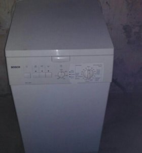 Вертикальная стиральная машинка Bosch 6 кг