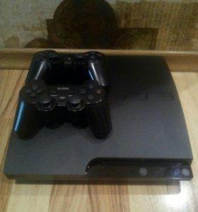 PlayStation 3 в идельном состоянии