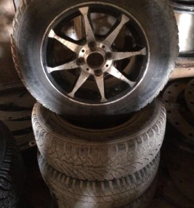 Колёса на ВАЗ-R13