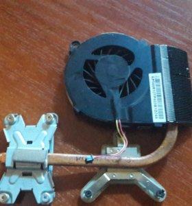 Система охлаждения для ноутбука hp pavilion g6
