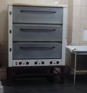 Печь для пекарни