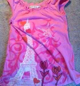 Платье для девочки 4г.
