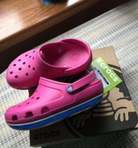 Новые Crocs J1 retro clog