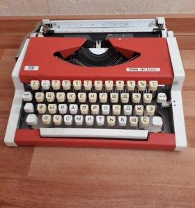 Печатная машинка Unis tbl de Luxe бу