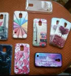 Чехлы на Samsung Galaxy s4/s4 mini