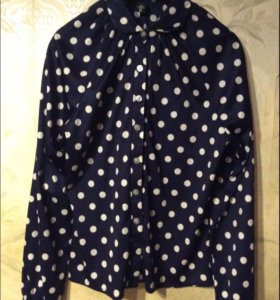 Блуза трикотажная