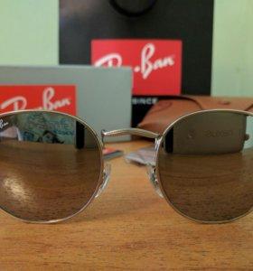 Солнцезащитные очки Ray-Ban Round Metal RB3447