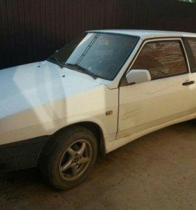 ВАЗ 2108. 1986
