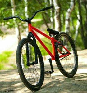Вело-курьер