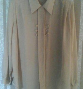 Блуза 52-54
