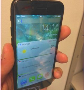 Запакованный Iphone 6 S