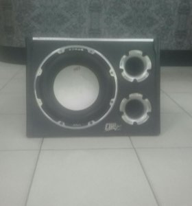Vibe CBR+моноблок Kicx QS 1.900 Digital Amplifier