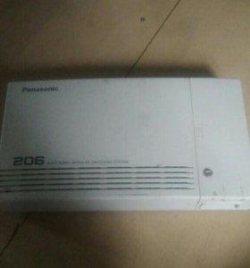 Panasonik 206 elektronik modular