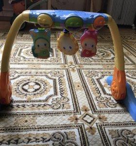 Игровой центр для новорождённого