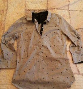 Рубашка Zara. Размер М