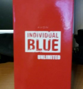 Продам туалетную воду INDIVIDUAL BLUE UNLIMITED