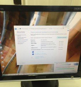 Монитор 19 дюймов Samsung SyncMaster 931c