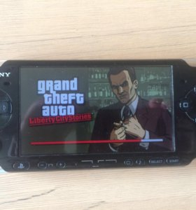 PSP + GTA liberty city