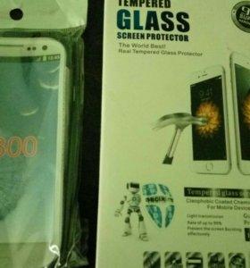 Чехол и стекло на Samsung Galaxy S III GT-I9300