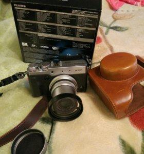 Системная фотокамера FUJIFILM X30