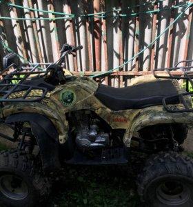 Квадроцикл Irbis ATV 200 U (Ирбис ATV 200U)