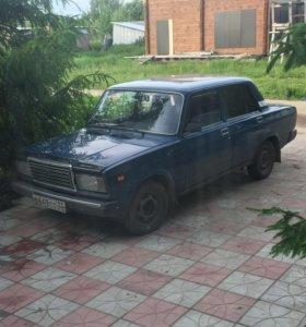 Ваз2107 2005г.