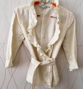 Пиджак накидка Zara