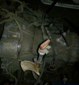 Коробка для двигателя 3s-fe