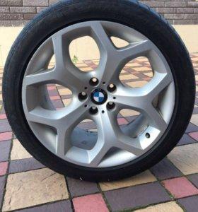 Колёса на BMW X6
