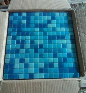 Плитка мозайка стекло