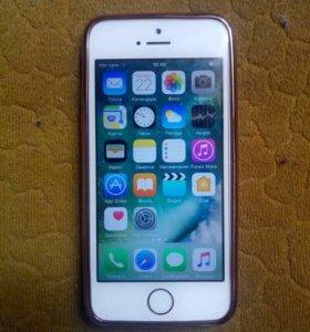 iPhone 5s 16gb рст продажа обмен