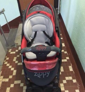 Детская коляска Tutis Zippy 3в1