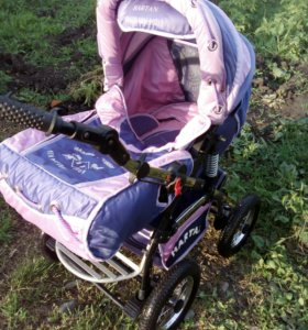 Детская коляска - трансформер