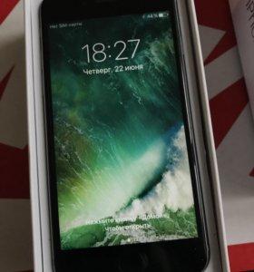 Продаю iPhone 6s, 16gb, space gray, новый!