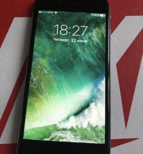 Продаю iPhone 6, 64gb, space gray, новый!