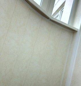 окна балконы замер  утепление монтаж