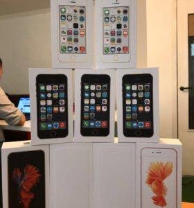 Продаю новые iPhone 5s, 6, 6s