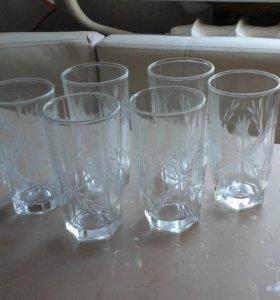 Новые стаканы