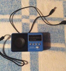 Радиоприёмник WSTER WS-239