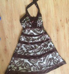 Платье сарафан S- M
