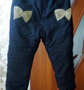 Зимние брюки.