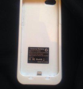 Зарядное устройство для iPhone 5 , Павер банк